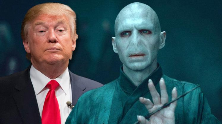 Trump Voldemort