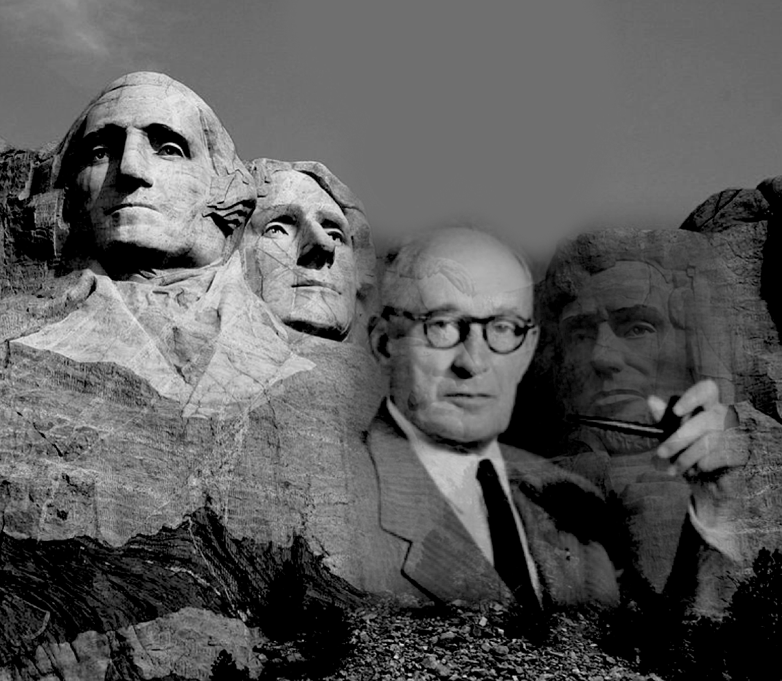 Rushmore Over Teddy