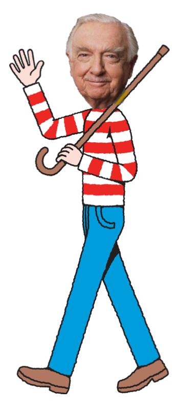 Cronkite Waldo